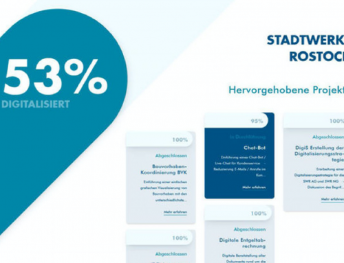 Stadtwerke Rostock im digitalen Wandel